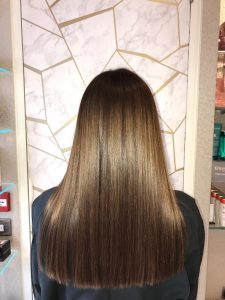 Keratin Treatment After