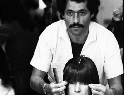 Felicity Clark and John Isaacs 1977